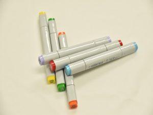 願い事を書くペン